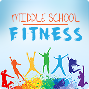 Middle School Fitness banner