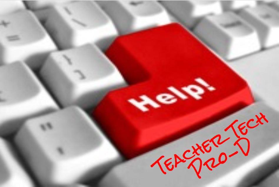 Teacher Pro-D